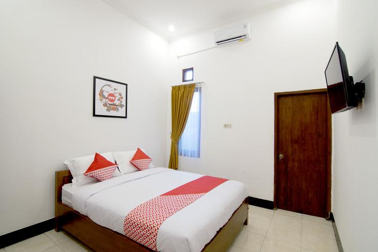 OYO 931 Dara Dewi Homestay Yogyakarta - Bedroom