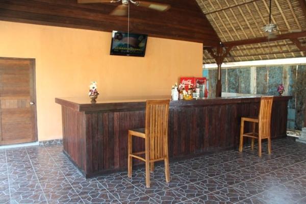 Dream Beach Kubu Lembongan - Restoran