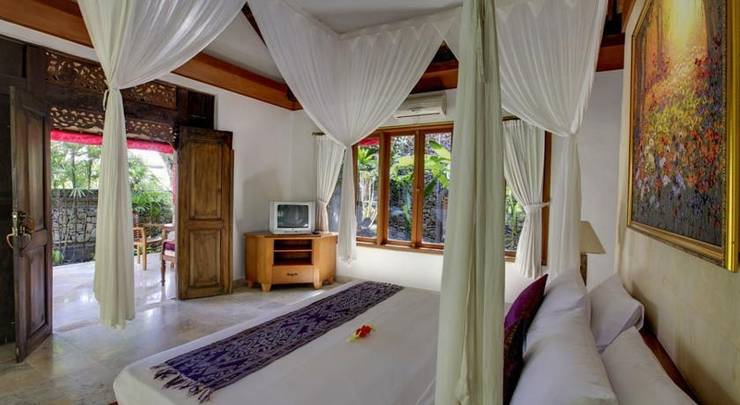 Villa Sonia ubud - Suite Garden Villa