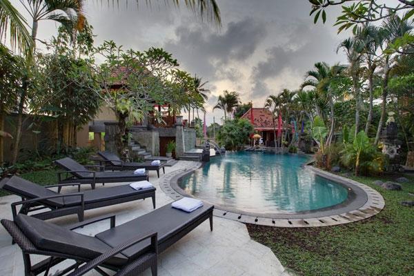 Villa Sonia ubud - Kolam Renang