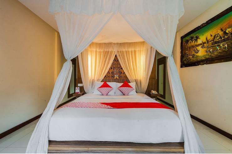 OYO 278 The Widyas Bali Villa Bali - BEDROOM