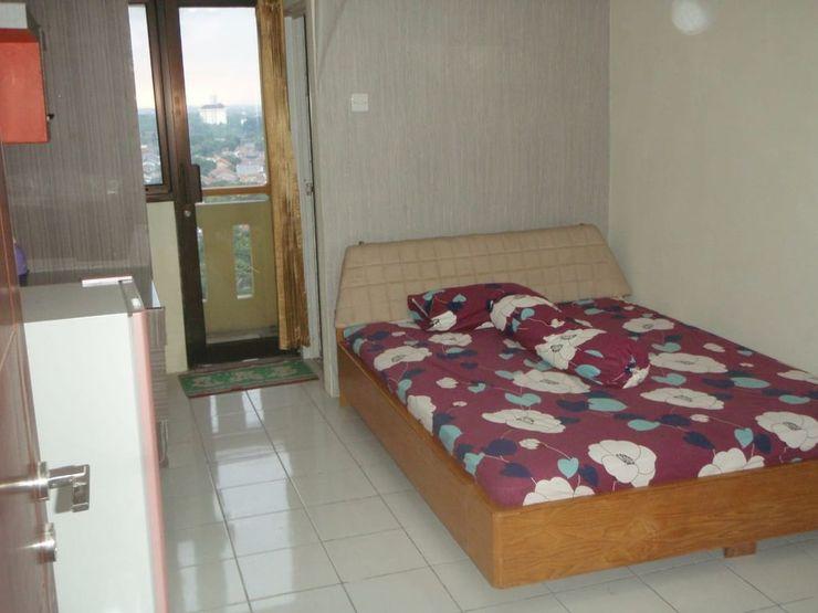 Kebagusan City Apartment Jakarta - Bedroom