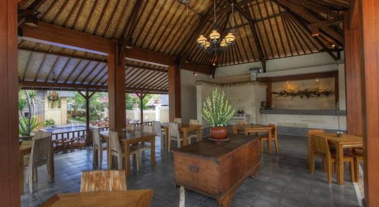Inata Monkey Forest Bali - Restaurant
