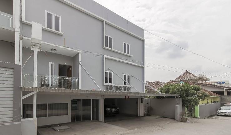 Happy Guesthouse Palembang - Exterior