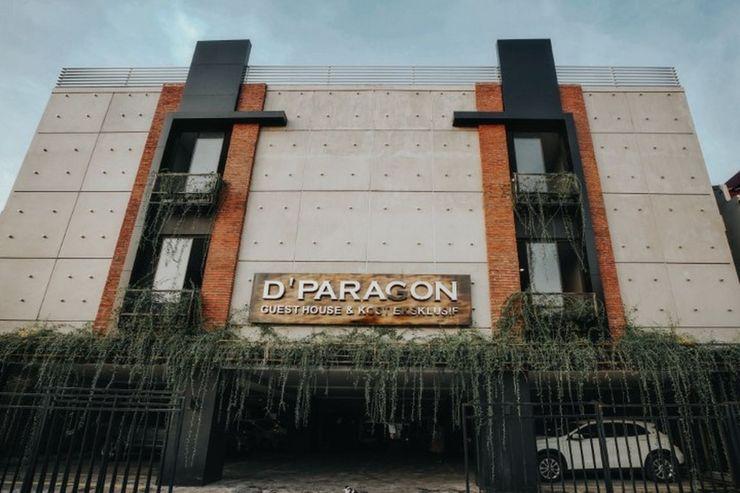D'Paragon Pogung B Yogyakarta - Exterior