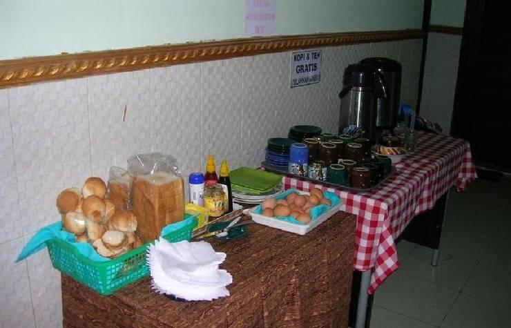 Handayani Homestay Yogyakarta - Makanan