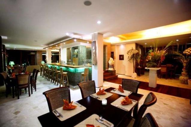 Anahata Villas & Spa Resort Bali - Ruang Makan