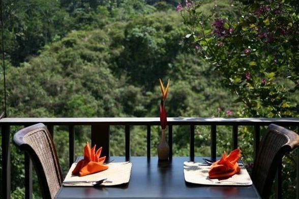 Anahata Villas & Spa Resort Bali - Balkon