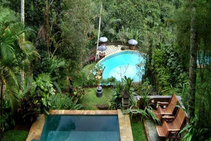 Anahata Villas & Spa Resort Bali - Kolam Renang