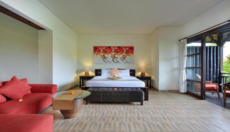 Sarin Ubud Suites Bali - Bedroom
