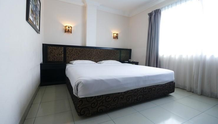 Gaja Hotel Pekanbaru - Kamar Tamu