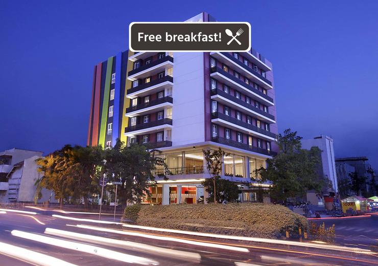 Amaris Hotel Embong Malang Surabaya - Appearance