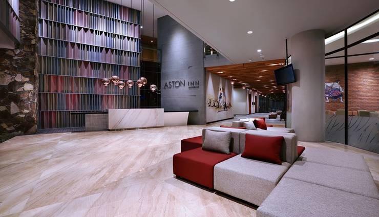 Aston Inn Mataram - Lobby