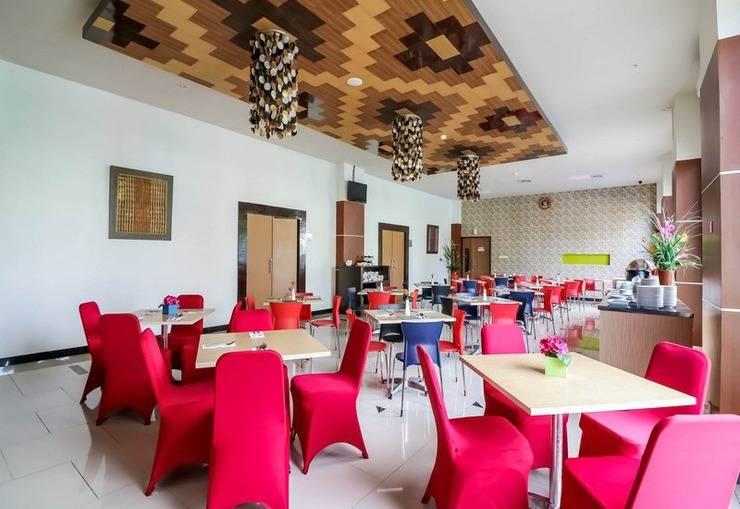 NIDA Rooms Makassar Dr Soetome Makassar - Restoran