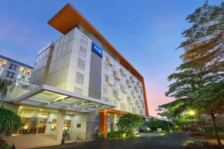 Kyriad Hotel Airport Jakarta - Exterior