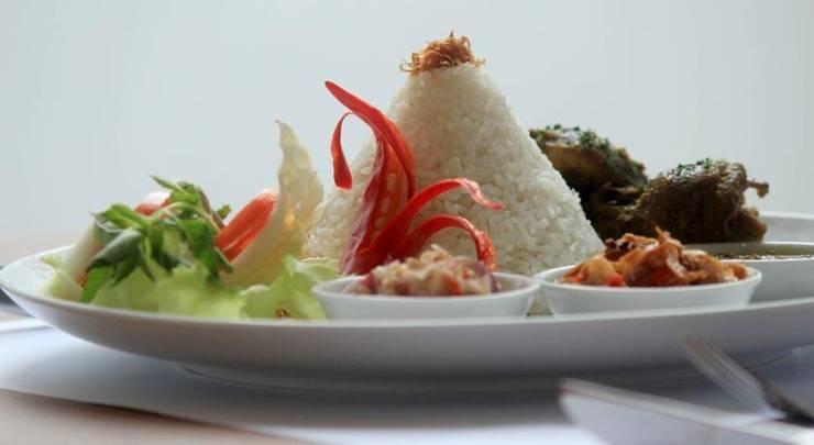 Kyriad Hotel Airport Jakarta - Foods