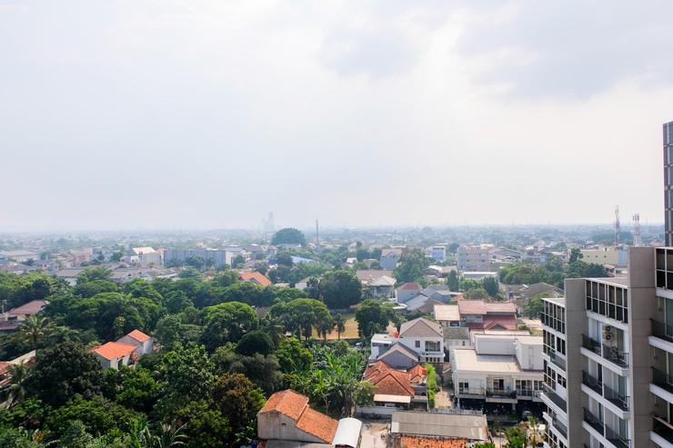 Lexington Apartment By Travelio Jakarta - Pemandangan kota