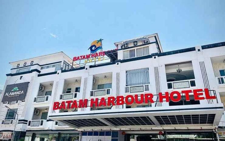 Batam Harbour Boutique Hotel & Spa Batam - Facade