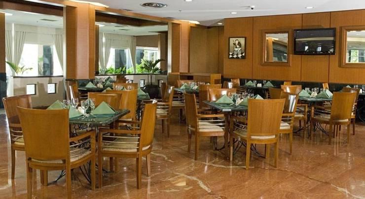 Labersa Grand Hotel Pekanbaru - Ruang makan