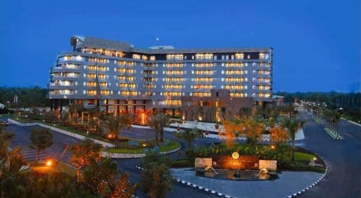 Labersa Grand Hotel Pekanbaru - Tampilan Luar Hotel