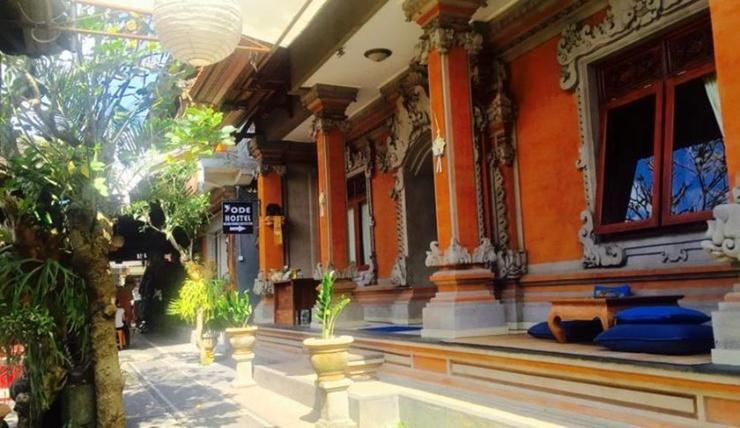 Ode Hostel Bali - Exterior
