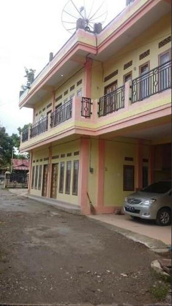 Rumah Mamak Syariah Bukittinggi - Facade