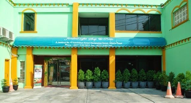 Jambrut Inn Jakarta - Exterior