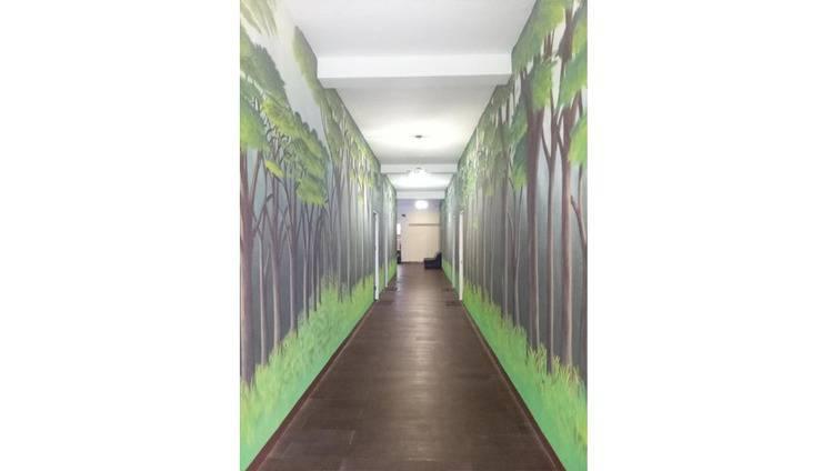 Kinol Homestay Padang - Corridor