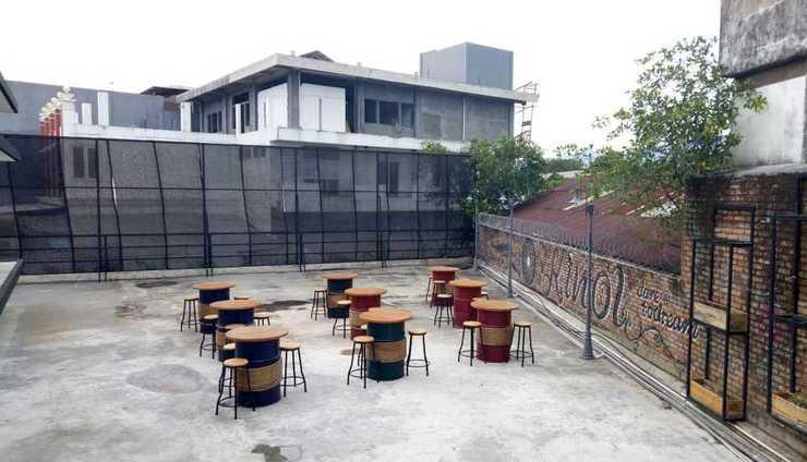 Kinol Homestay Padang - app