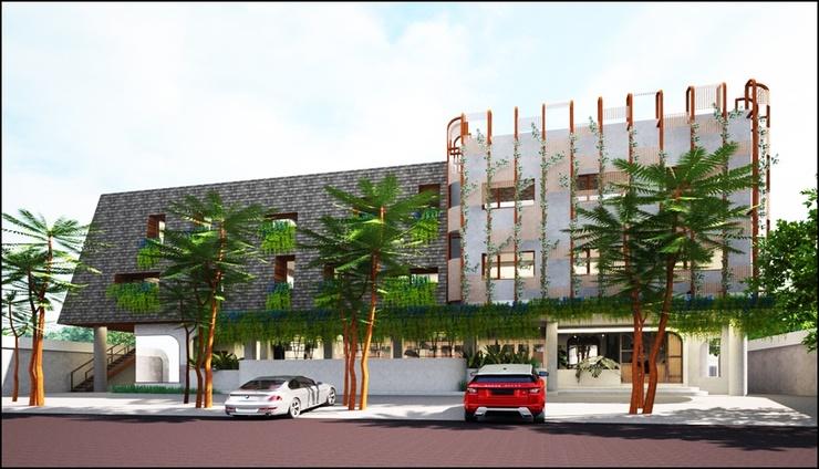 PanaHouse Surabaya Surabaya - exterior