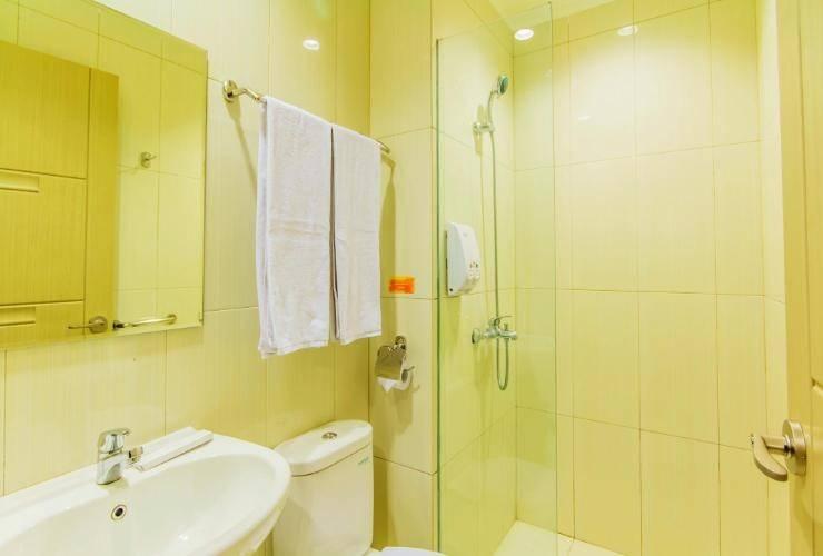 Sofia House Dago - Smart Room 1 Single Bed Bathroom