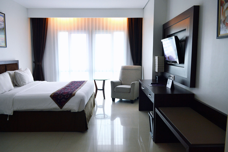 Grand Inna Daira Palembang - Superior Room