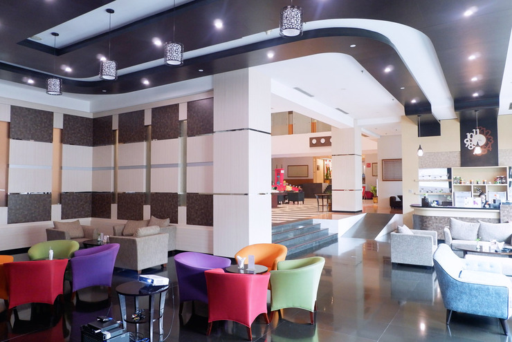 Grand Inna Daira Palembang - Lobby Lounge
