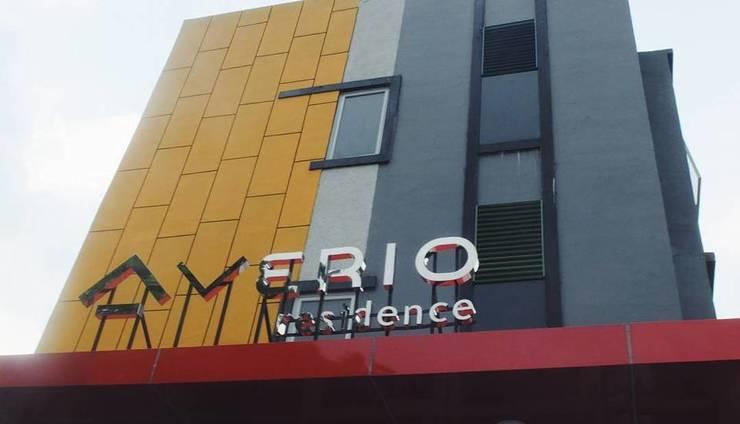 Alamat Review Hotel Averio Residence - Jakarta