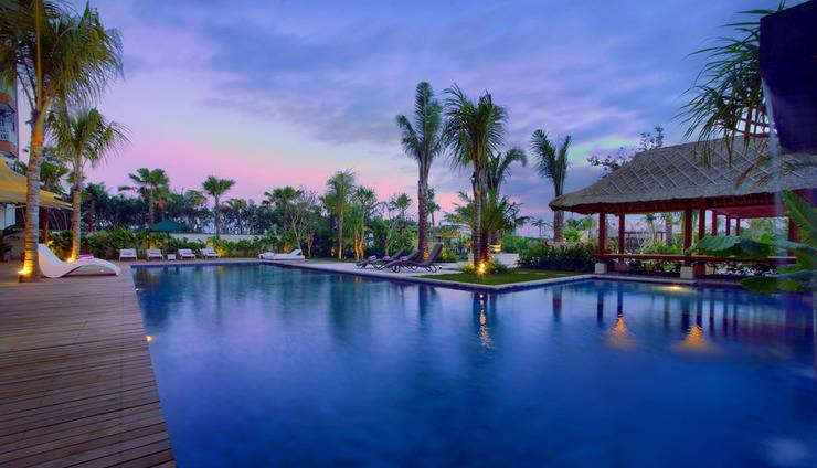 Seminyak Garden Bali - favehotel Umalas_Swiming Pool