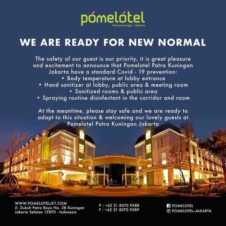 Pomelotel Jakarta - new