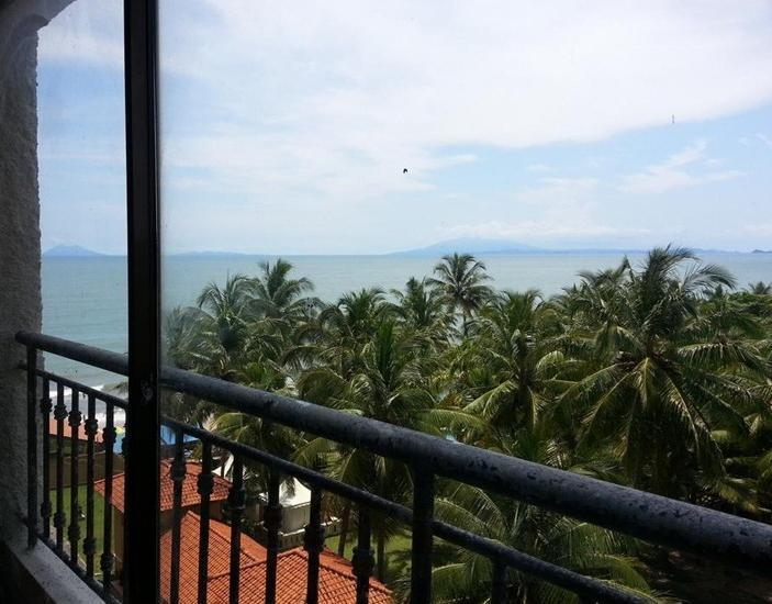 Private Apartement @ Marbella Anyer Serang - Pemandangan