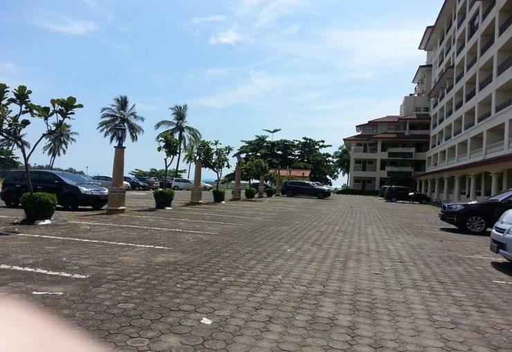 Private Apartement @ Marbella Anyer Serang - Eksterior
