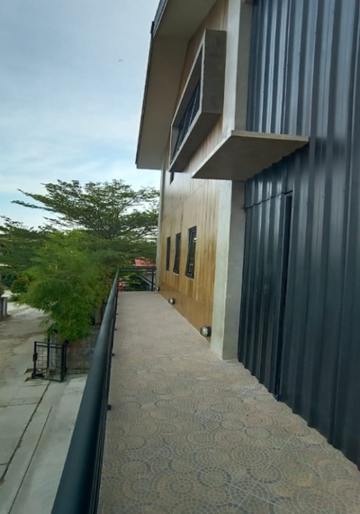 Lindswell Living Guest House Balikpapan - Exterior