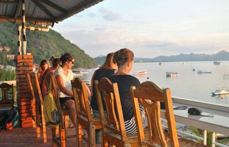 Matahari Hotel & Restaurant Labuan Bajo Manggarai Barat - Fasilitas