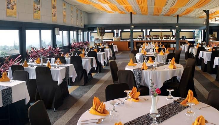 The Jayakarta Cisarua - Restoran