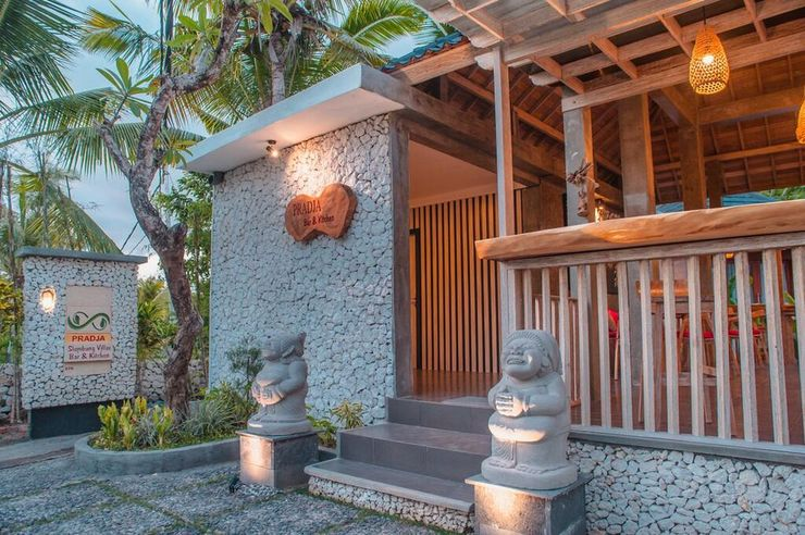 Pradja Slumbung Villas Bali - Exterior