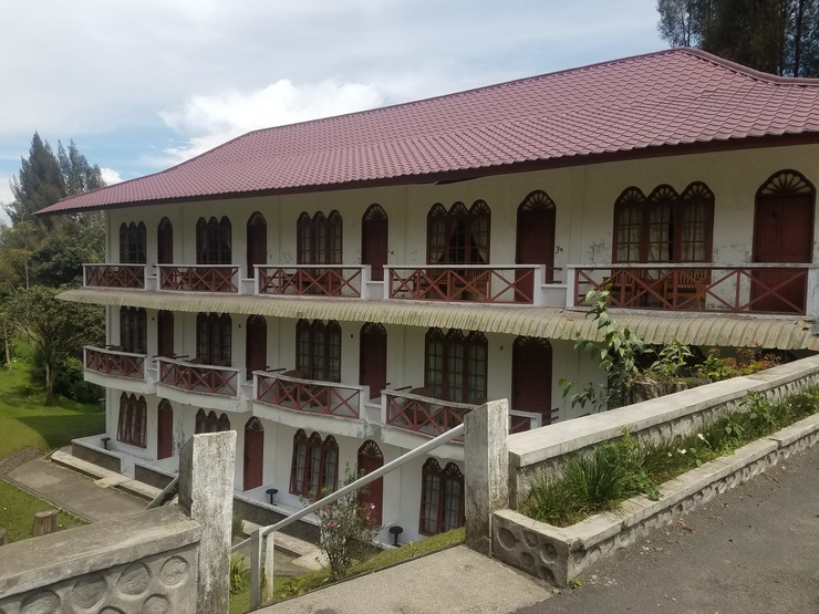 Sibayak Multinational Rest House Karo - Appearance