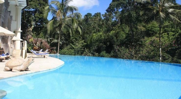 Ayung Resort Ubud - Kolam Renang
