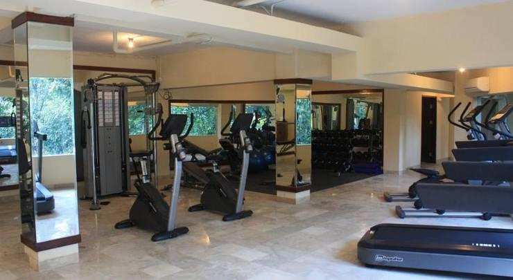 Ayung Resort Ubud - Gym