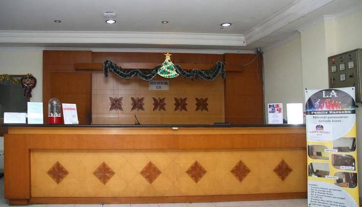 Bukit Dago Hotel Bandung - Reception