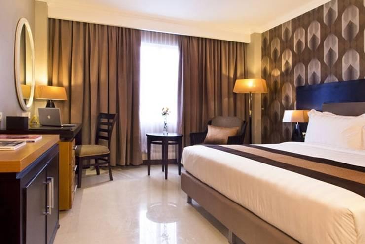 The Victoria Hotel Yogyakarta - Deluxe Double