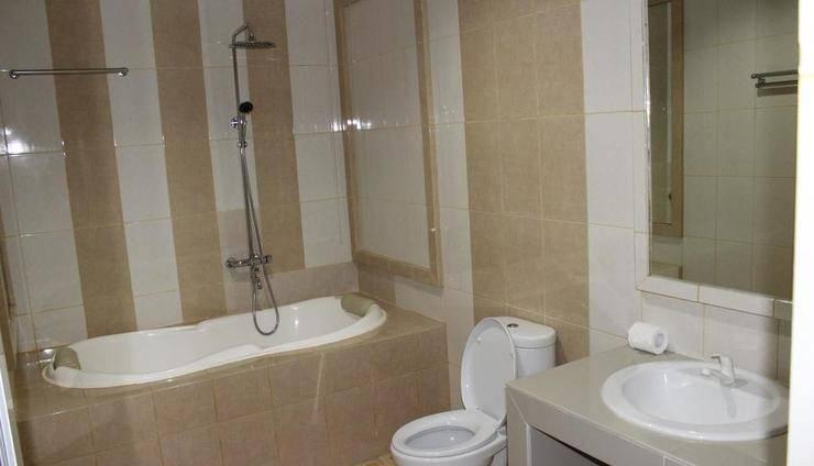Hotel Anda Pematangsiantar - Kamar mandi