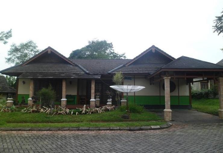 Villa Kota Bunga Widuri Cianjur - Exterior