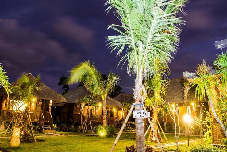 Koji 2 Garden Hut Bali -